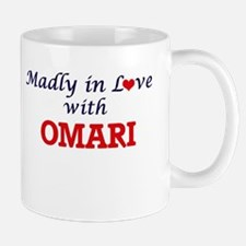 Madly in love with Omari Mugs