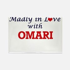 Madly in love with Omari Magnets