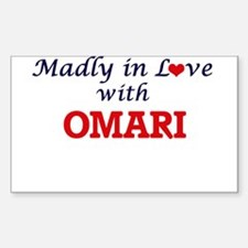 Madly in love with Omari Decal