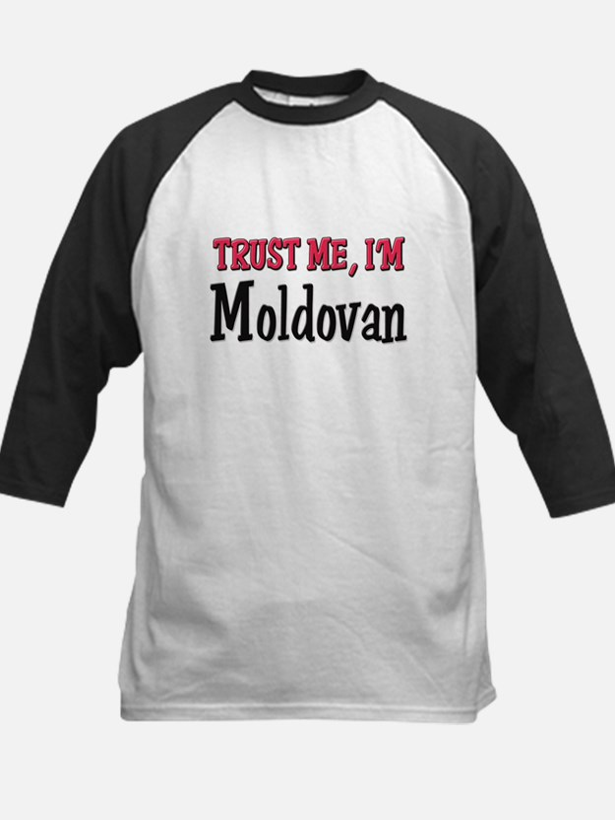 Trust Me I'm Moldovan Tee