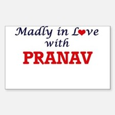 Madly in love with Pranav Decal