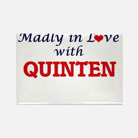 Madly in love with Quinten Magnets
