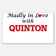 Madly in love with Quinton Decal