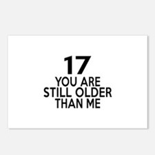 17 You Are Still Older Th Postcards (Package of 8)