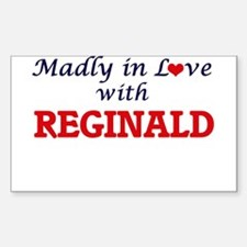 Madly in love with Reginald Decal