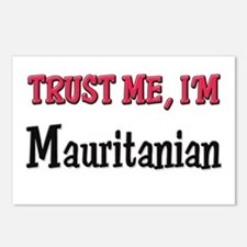 Trust Me I'm Mauritanian Postcards (Package of 8)