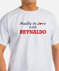 Madly in love with Reynaldo T-Shirt