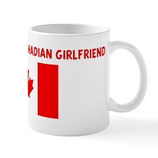 PROPERTY OF MY CANADIAN GIRLF Mug