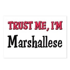 Trust Me I'm Marshallese Postcards (Package of 8)