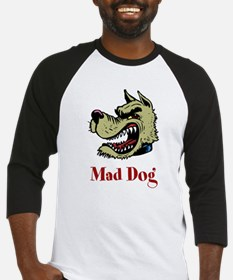 Mad Dog Baseball Jersey