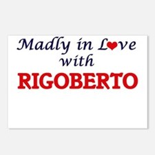 Madly in love with Rigobe Postcards (Package of 8)