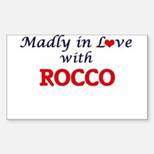 Madly in love with Rocco Decal
