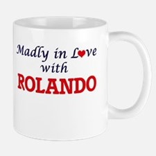 Madly in love with Rolando Mugs