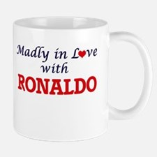 Madly in love with Ronaldo Mugs