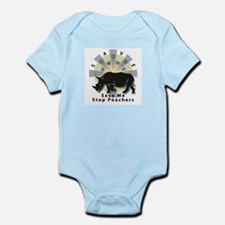 Save Our Home: Rhino 2T Infant Bodysuit
