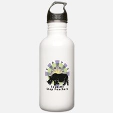 Save Our Home: Rhino 2 Water Bottle