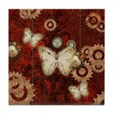 Steampunk butterfly Coasters