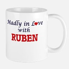 Madly in love with Ruben Mugs