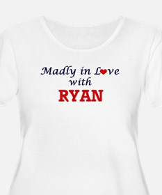Madly in love with Ryan Plus Size T-Shirt