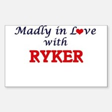 Madly in love with Ryker Decal