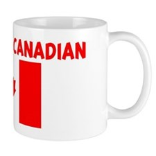 I WISH I WAS CANADIAN Small Mugs