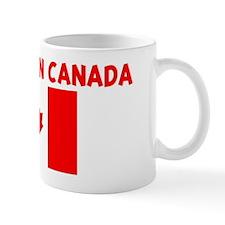 I WAS BORN IN CANADA Mug
