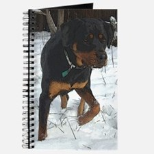 Funny Rottweiller Journal