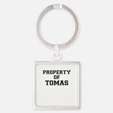 Property of TOMAS Keychains