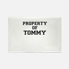 Property of TOMMY Magnets
