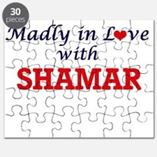 Madly in love with Shamar Puzzle