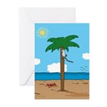 Bassoon Beach - Greeting Cards (Pk of 10)