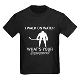 Hockey Kids T-shirts (Dark)