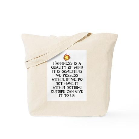 HAPPINESS.. Tote Bag
