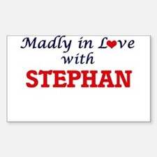 Madly in love with Stephan Decal