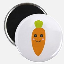 Cute baby carrott Magnets