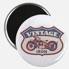 Vintage Iron Magnet