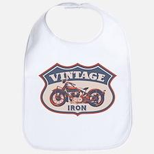 Vintage Iron Bib