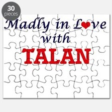 Madly in love with Talan Puzzle