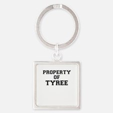 Property of TYREE Keychains