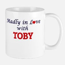 Madly in love with Toby Mugs
