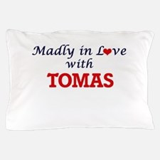 Madly in love with Tomas Pillow Case