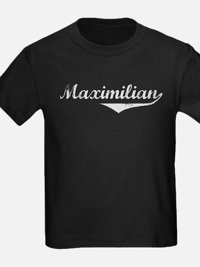 Maximilian Vintage (Silver) T