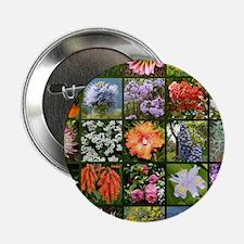 """""""Madeira Flowers"""" - 2.25"""" Button"""