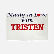 Madly in love with Tristen Magnets