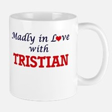 Madly in love with Tristian Mugs