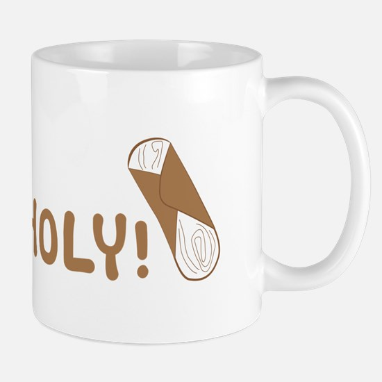 Holy Cannoli Mugs