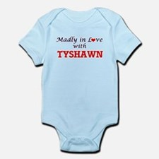 Madly in love with Tyshawn Body Suit