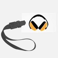 Ear Protection Luggage Tag