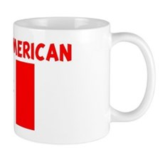CANADIAN-AMERICAN Mug