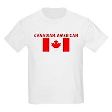 CANADIAN-AMERICAN T-Shirt